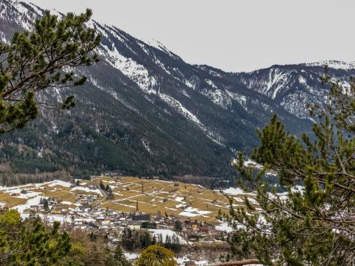 Klettergebiet Tieftal Nassereith