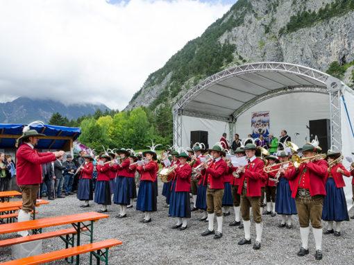Rückschau Kletterfest Juli 2012