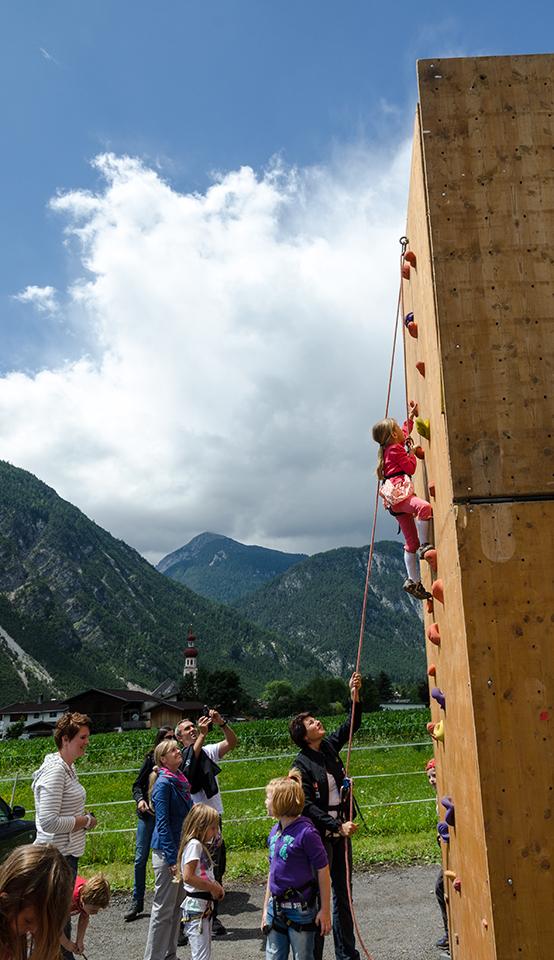 Kletterfest am 22. Juli 2012