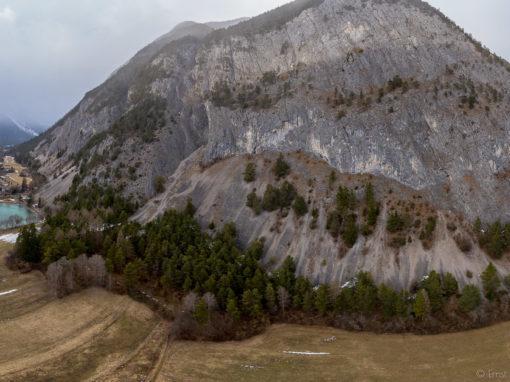 Klettergebiet / Klettersteig